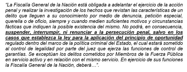 articulo 205 corte constitucional 1991